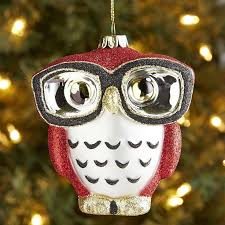 Pier One Christmas Ornaments - 158 best 1 owl be home for christmas images on pinterest