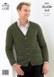 s cardigan sweater pattern king cole sweater and cardigan
