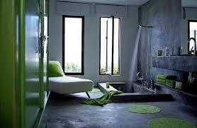 Sunken Bathtub Sunken Tub And Cement Interior Design Ideas Ofdesign