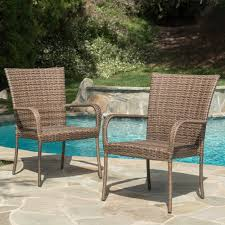 Wicker Armchair Outdoor Outdoor Wicker Armchair Sale Home Decor Ryanmathates Us