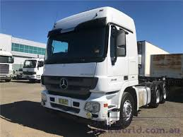 mercedes prime mover 2012 mercedes actros 2648 prime mover truck for sale