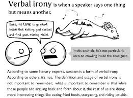 8 best verbal irony images on pinterest figurative language