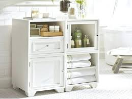 cabinets for bathroom storagewooden white commode small corner