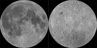 the moon s two faces why are they so different