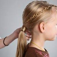 Hochsteckfrisurenen Kinderfrisuren Anleitung by Die Besten 25 Kleines Mädchen Hochsteckfrisur Ideen Auf