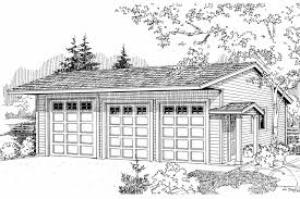 traditional house plans 6 car rv garage 20 038 associated designs