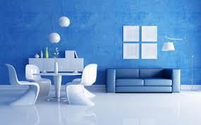 living room blue living room summer decoration bedroom with blue