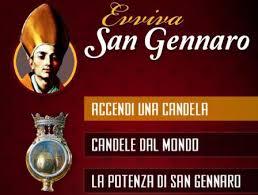 accendi candela virtuale evviva san gennaro accendi un cero al santo con lo smartphone