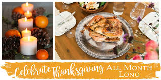 celebrating thanksgiving all month superior celebrations