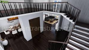 living room interior stairs design view yantramstudio foundmyself