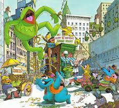 sesame street thanksgiving big bird 1979 sesame street calendar muppet wiki fandom powered by wikia