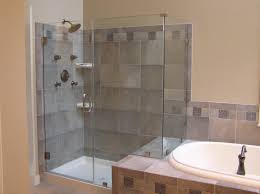 corner shower stall ideas frameless quadrant shower enclosure