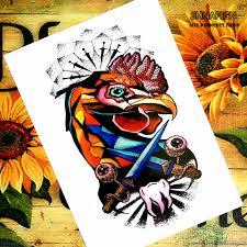 online get cheap eagle tattoo art aliexpress com alibaba group