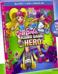 barbie video game hero 2017 100mb brrip dual audio hindi