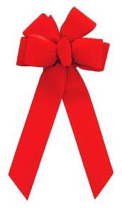 velvet weatherproof 6 loop 40 ribbon 2 5 width 8 5