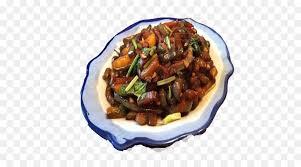 cuisine characteristics vegetarian cuisine minced pork rice caponata eggplant the