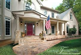 ranch homes with front porches front porch ideas for small ranch style homes porch design ranch