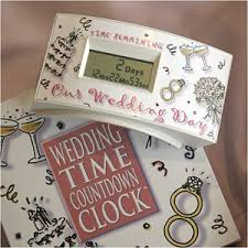 wedding countdown wedding time countdown clock 020 wdcc