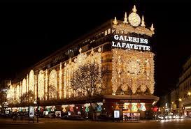 siege galerie lafayette galeries lafayette chiffres 2016 journal du luxe fr actualité du luxe