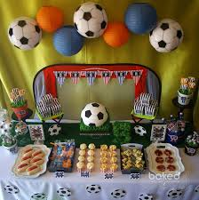 soccer party ideas soccer party decoration ideas