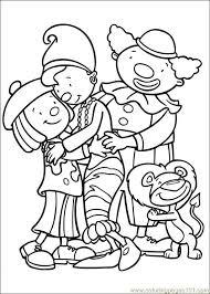 jojo circus 35 coloring free jojo u0027s circus coloring pages