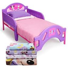 Toddler Minnie Mouse Bed Set Disney Minnie Mouse Toddler Bed U0026 Bedding Set Bundle Baby Baby