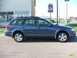 blue subaru outback 2007 2007 newport blue pearl subaru outback 2 5 xt limited wagon