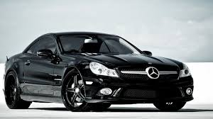 black mercedes wallpaper black mercedes cars hd with car images of pc