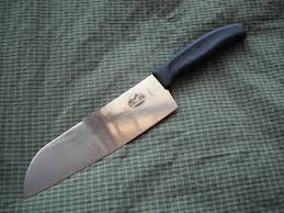 Victorinox Kitchen Knives Fibrox by Victorinox Swiss Classic Santoku Knife 6 8503 17 Youtube