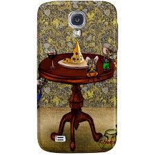 On Table by Dailyobjects Cheese On Table Case For Samsung Galaxy S4 Buy