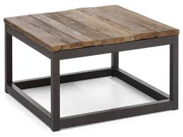 distressed square coffee table coffee tables thippo