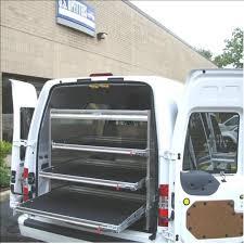 Shelves For Vans by Ranger Design Slide Out Rack Inlad Truck U0026 Van Company