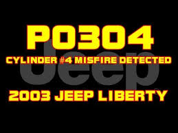 2002 jeep liberty cylinder order 2003 jeep liberty 3 7 p0304 cylinder 4 misfire detected