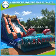 big discount outdoor big kahuna water slide