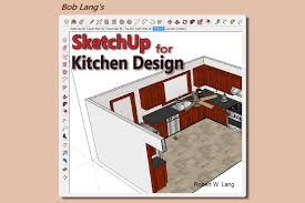 build kitchen cabinets with bob lang u0027s new sketchup book jeff