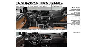 bmw x3 price in australia 2018 bmw x3 revealed australian launch expected for year