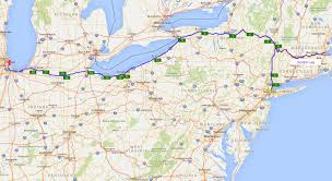 Amtrak Route Map Usa by 220 Cities Losing All Passenger Train Service Per Trump