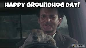happy groundhog day memes the ground beneath her feet
