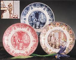 birth plates personalized delft birth plate by royal goedewaagen