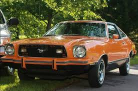 ford mustang 77 77 mach 1 gave him