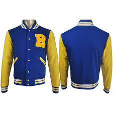 halloween jacket the cw riverdale archie comics archie andrews jacket coat outwear