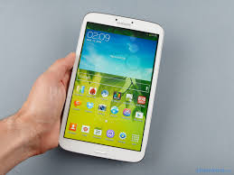 samsung galaxy tab 3 8 inch is very comfortable hold