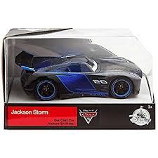 amazon disney pixar cars 3 jackson storm die cast vehicle