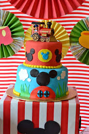 mickey mouse clubhouse birthday party ideas photo 11 of 36