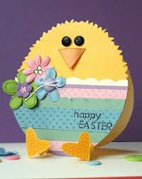 Homemade Easter Decorations Uk by The 25 Best Easter Card Ideas On Pinterest Easter Bunny