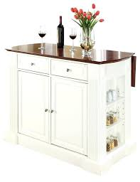 Stools For Kitchen Island Crosley Furniture Butcher Block Top Kitchen Island With Stools In