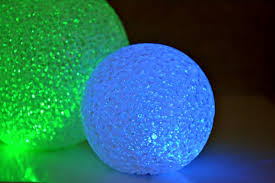accessories large outdoor light up balls