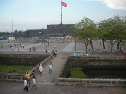 Vietnam Flag Meaning Citadel Of Hue Imperial City Of Hue Vietnam
