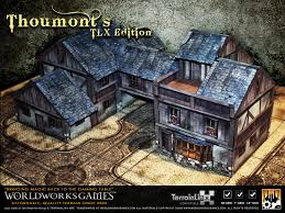 paper dungeon additional thoumont u0027s plans