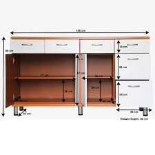 Height Kitchen Cabinets Kitchen Cabinets Sizes Standard Roselawnlutheran